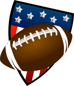 USA Football Shield