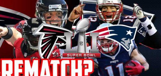 Super Bowl 51 Rematch?