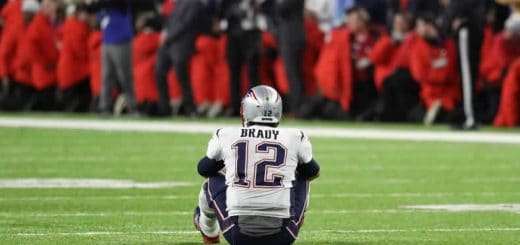 Tom Brady looses Super Bowl 52