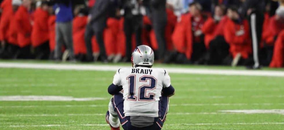 Tom Brady looses Super Bowl 52