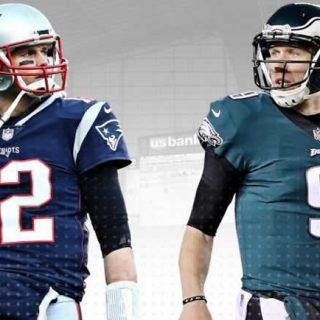 Patriots Eagles Offense