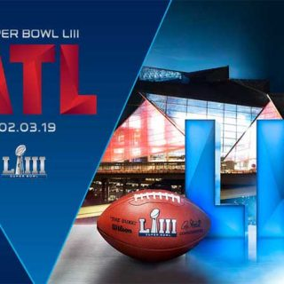Super Bowl LIII promo