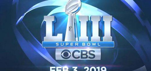 CBS Super Bowl LIII Promo
