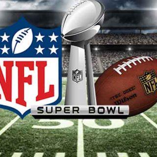 Super Bowl 53 Graphic