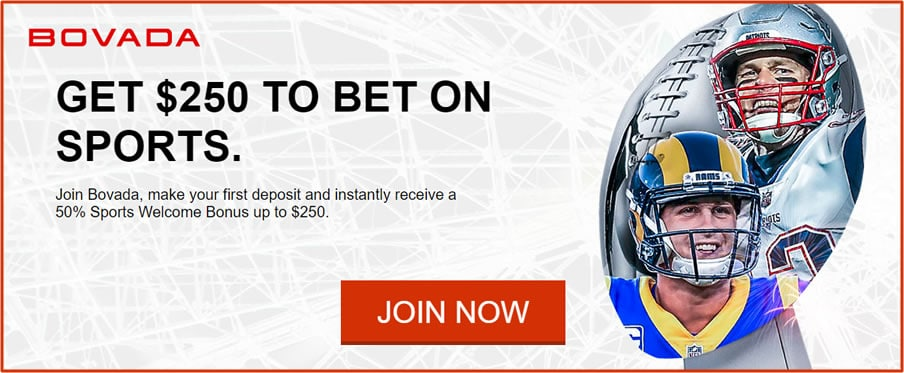 Bet Super Bowl 53 Legally At Bovada Sportsbook
