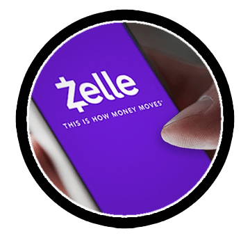 zelle button