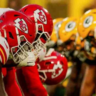 Chiefs and Packers lines about to face off
