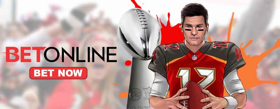 BetOnline Super Bowl LV Odds