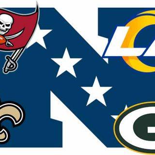 Buccaneers Rams Packers Saints
