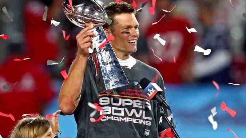 Brady Wins Super Bowl 55